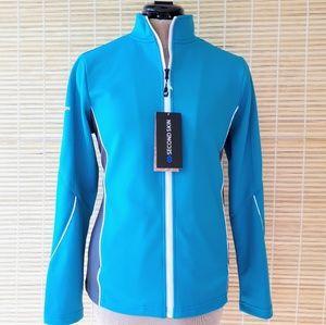2ND SKIN Women's Hydrawick Block Jacket